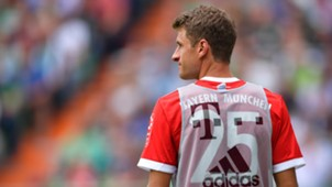 Thomas Müller, Bayern München - Werder Bremen, 08262017