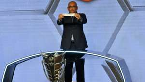 Asian Cup draw