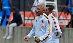 Orlando Restrepo of Colombia U-17