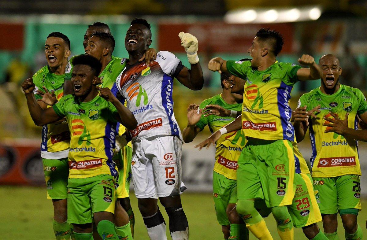 Atlético Huila Liga Àguila 2018