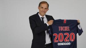 Thomas Tuchel PSG 20052018
