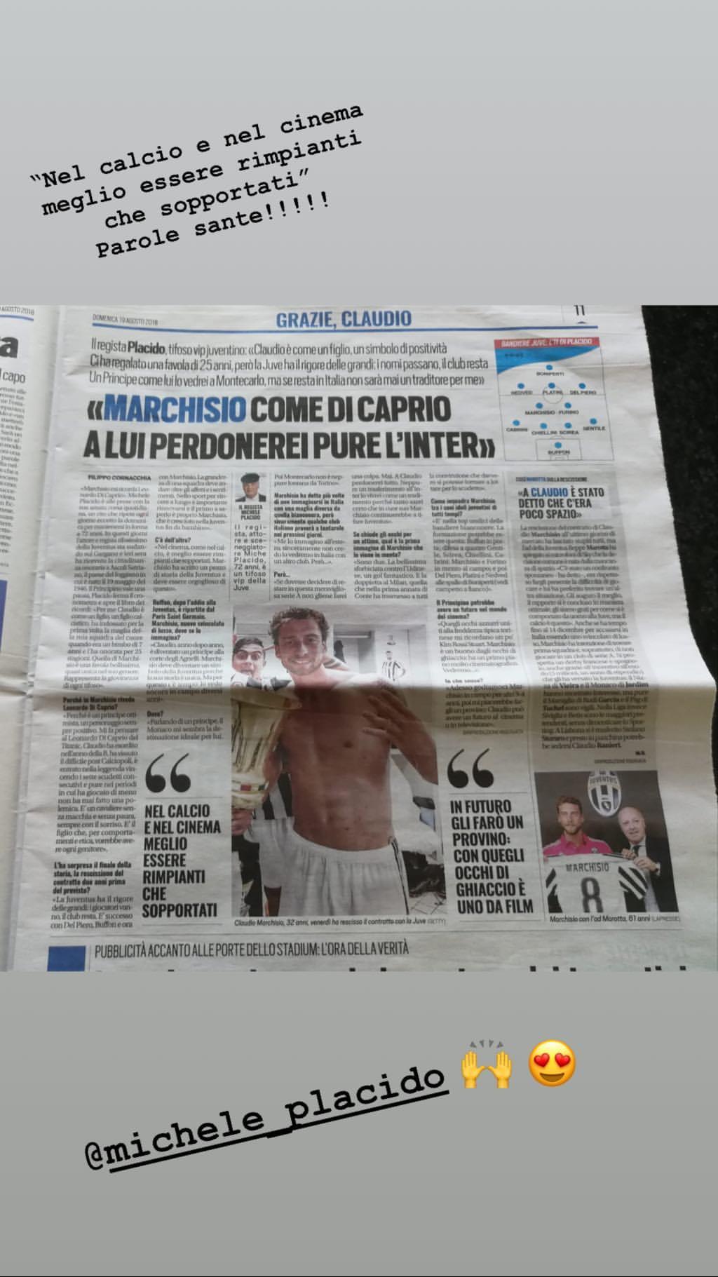Moglie Marchisio Instagram