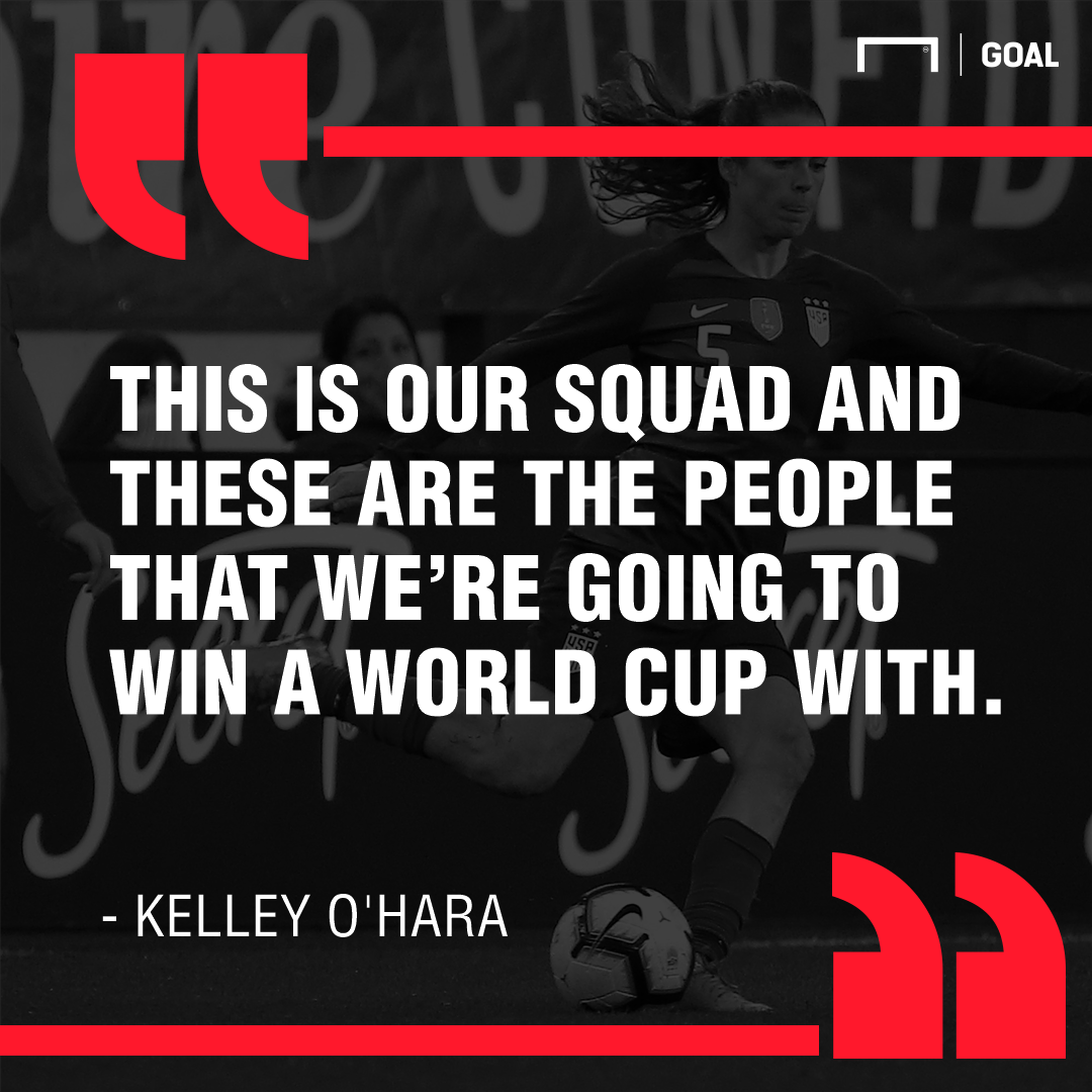 Kelley O'Hara PS