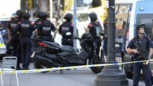 La Rambla attack, Barcelona