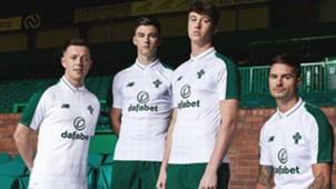 Celtic Away Kit 2018/19