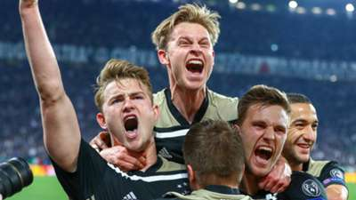 Matthijs de Ligt, Juventus - Ajax, 04162019