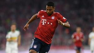 Serge Gnabry Bayern Munich Bundesliga 06102018
