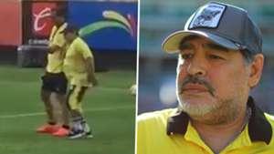 Maradona Dorados 2018