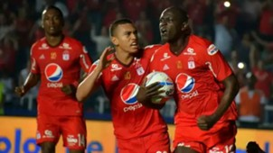 Cristian Martínez Borja América de cali gol Patriotas