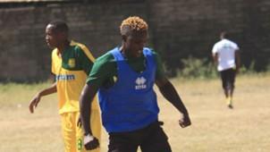 David 'Cheche' Ochieng at Mathare United