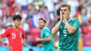 South Korea Germany Timo Werner