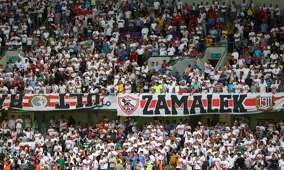 Zamalek SC Fans Egypt