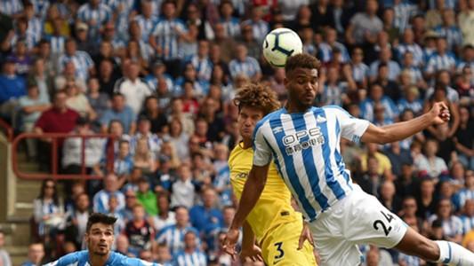Steve Mounie - Huddersfield vs. Chelsea, August 11