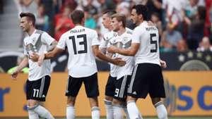Timo Werner Marco Reus Mats Hummels Germany
