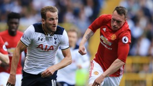 Harry Kane Tottenham Phil Jones Manchester United