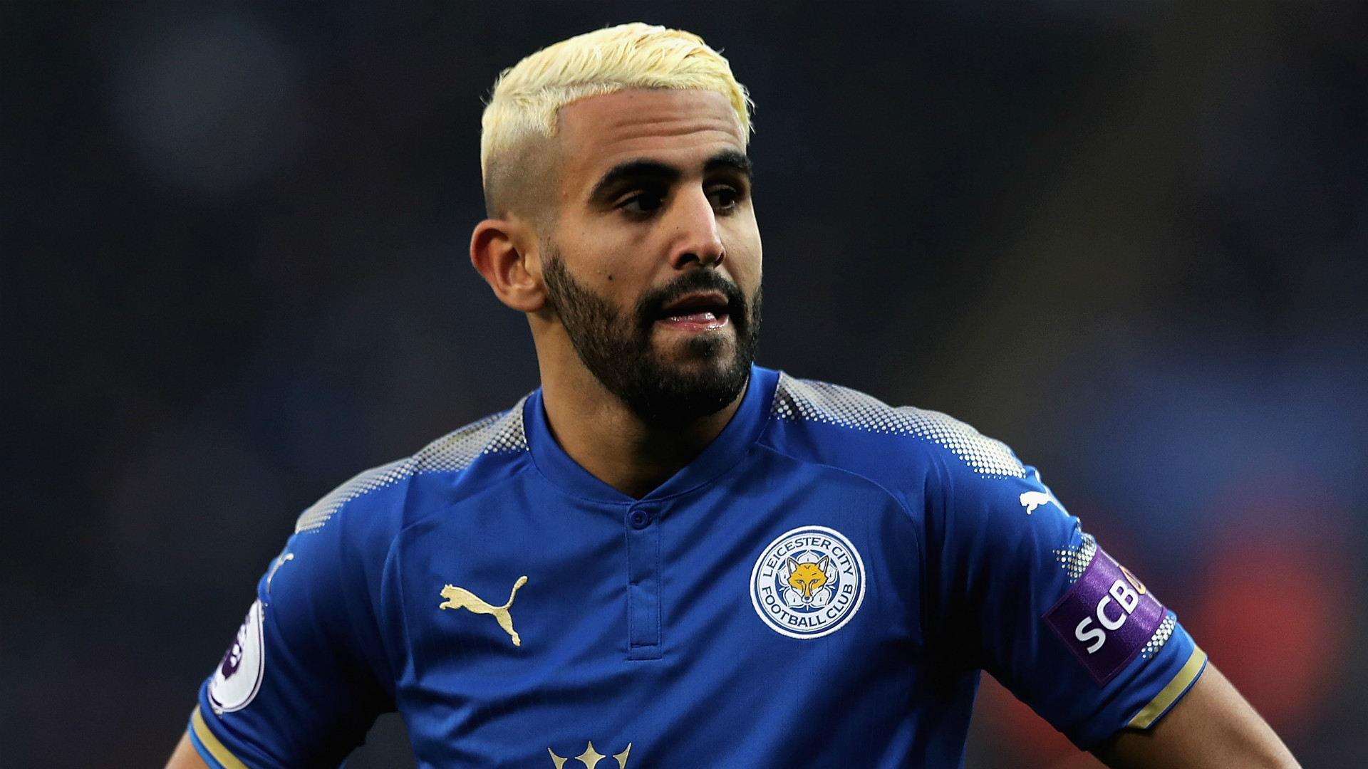 Riyad Mahrez Transfer News: Man City Target Deserves