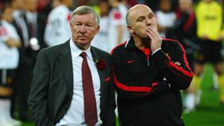 MIke Phelan Manchester United