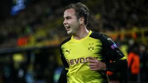 Martio Gotze Borussia Dortmund 01112017