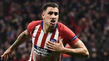 Jose Maria Gimenez Atletico Madrid 2018-19