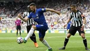 Olivier Giroud Newcastle Chelsea Premier League 13052018