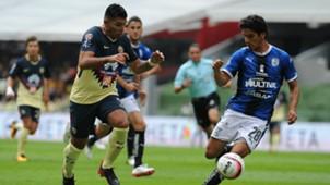 Silvio Romero América-Querétaro Apertura 2017