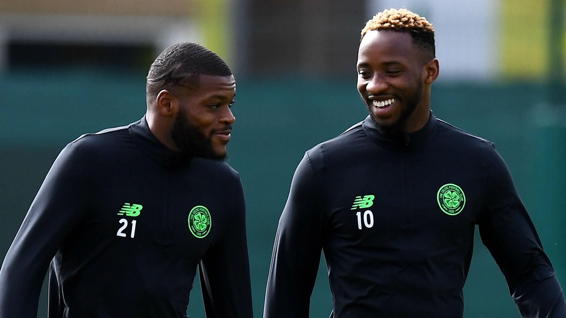 Olivier Ntcham Moussa Dembele Celtic