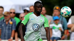 Wolfsburg Paul-Georges Ntep 08072017