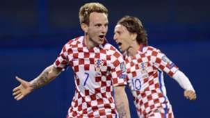 Luka Modric Croatia European Qualifiers