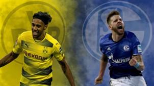 GFX Borussia Dortmund Schalke 04