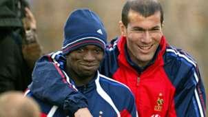 Zinedine Zidane Claude Makelele