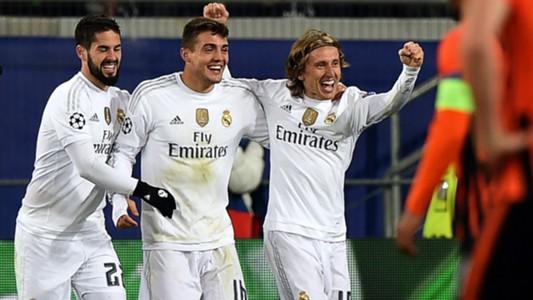 Isco Kovacic Modric Real Madrid
