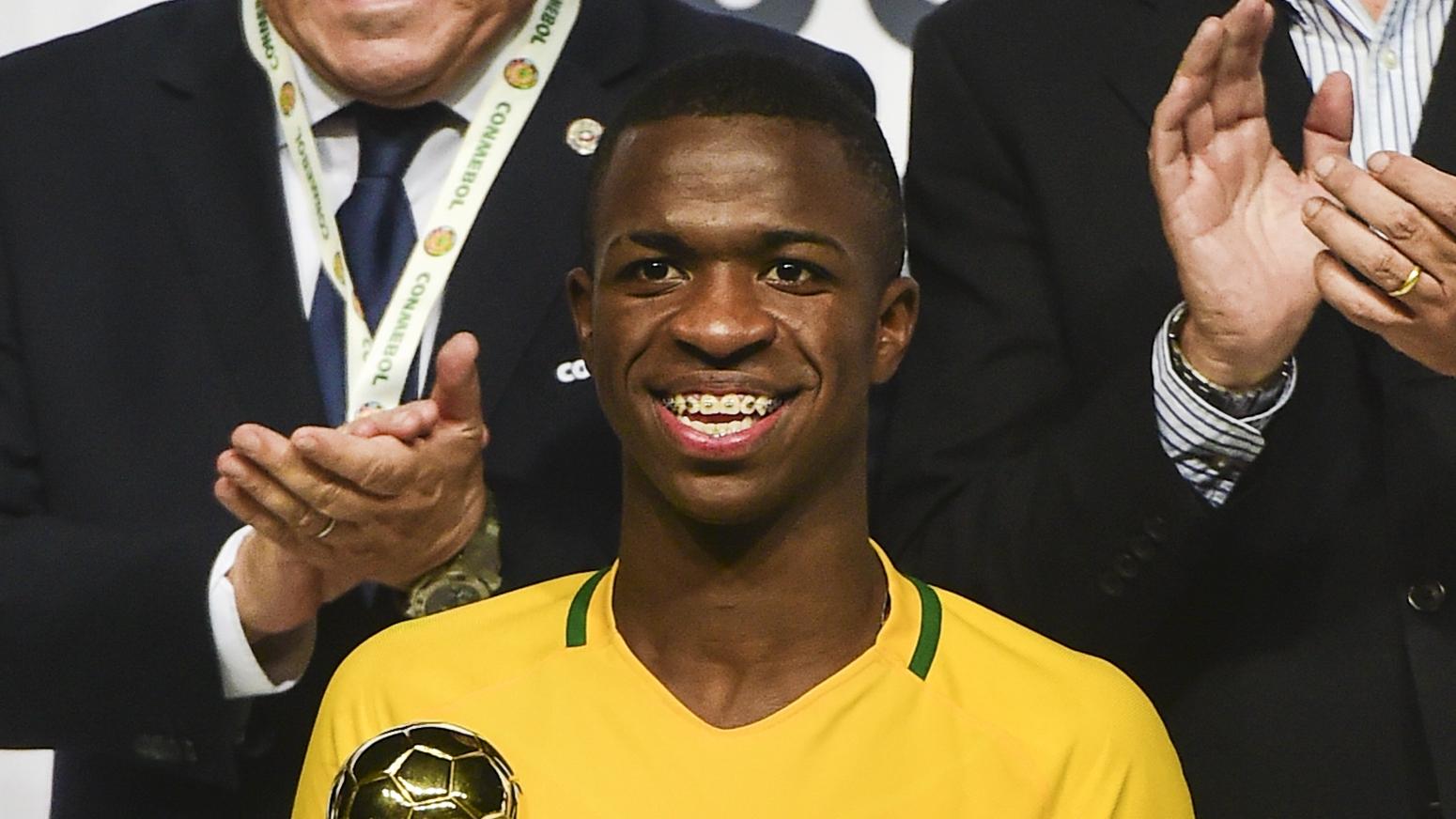 Vinicius Jr, Brazil