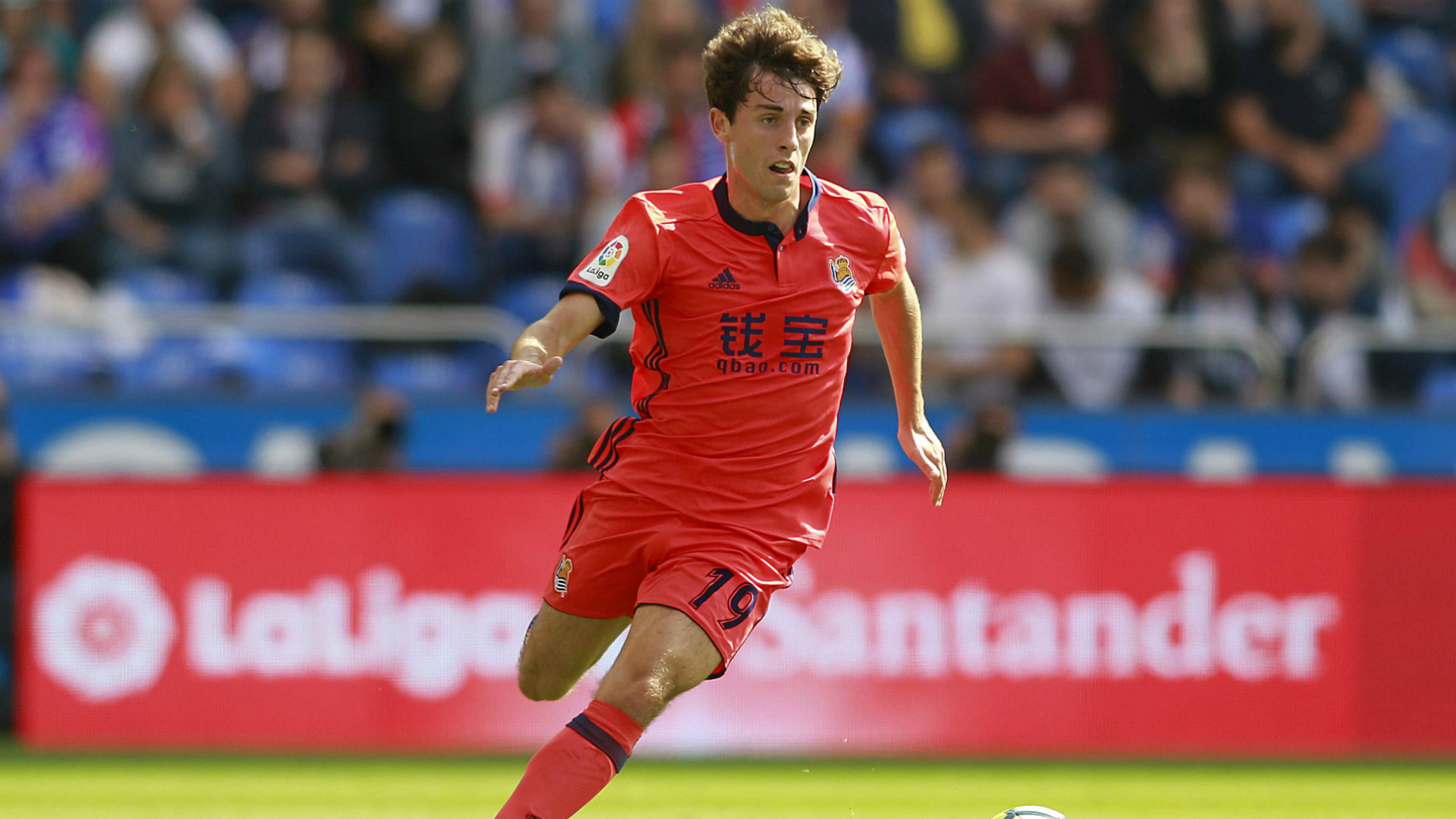 ONLY GERMANY Alvaro Odriozola Real Sociedad