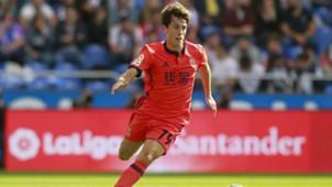 ONLY GERMANY Alvaro Odriozola Real Sociedad