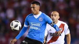 Matias Suarez Belgrano River Plate 2018