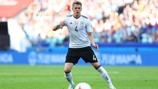 matthias ginter deutschland nationalmannschaft confed cup 062517