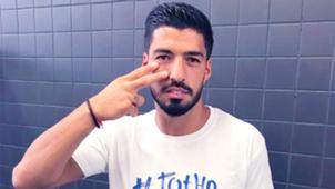 Luis Suarez solidario