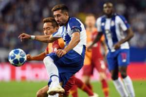 Porto vs Galatasaray Champions League