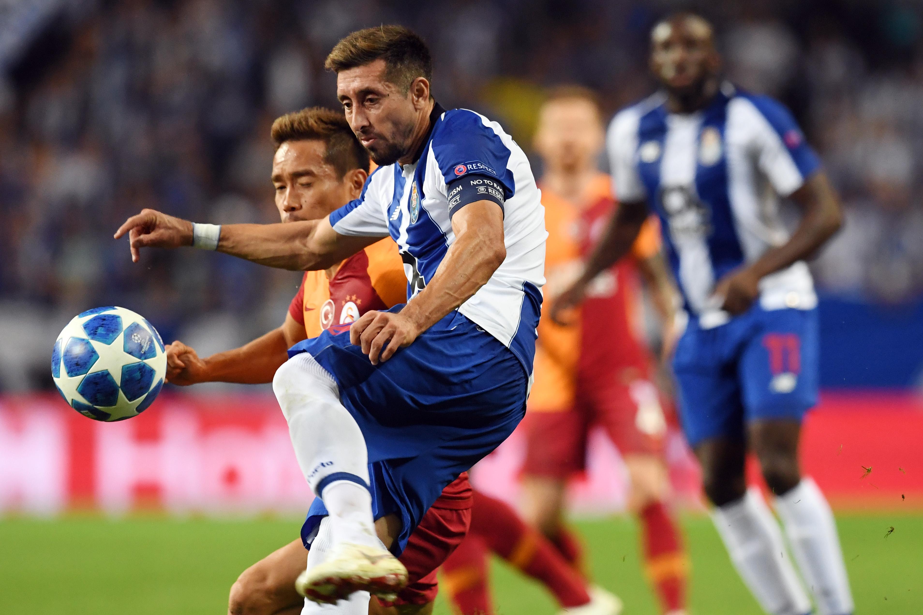 Porto vs Galatasaray Champions League