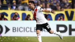 Gonzalo Pity Martinez River Plate Boca Juniors Superclasico Superliga 2018