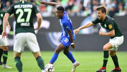 Javairo Dilrosun Hertha BSC Bundesliga 09152018