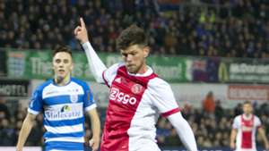 Klaas Jan Huntelaar, PEC Zwolle - Ajax, Eredivisie 02182018