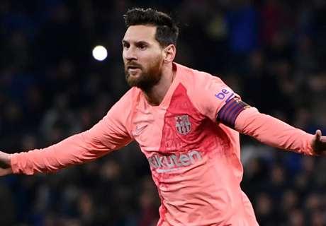 Messi or Pjanic? Top 15 free-kick scorers