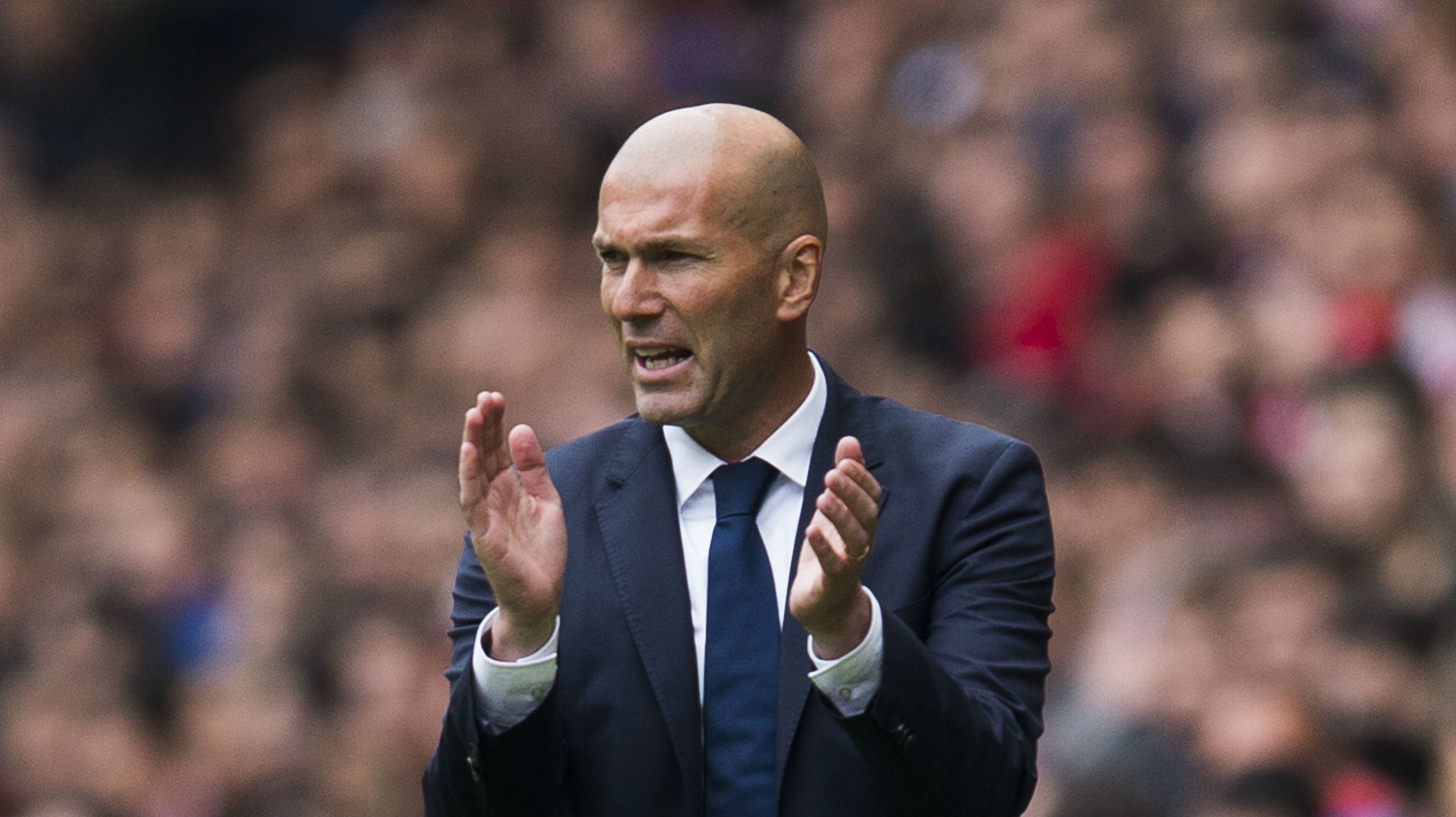 Zidane avvisa la Juve: