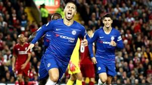 Hazard Chelsea Liverpool Carabao
