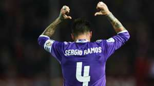 Sergio Ramos Real Madrid 2016