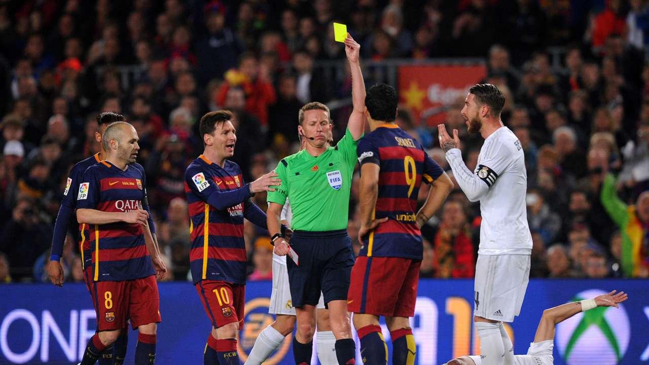 Hernandez Hernandez Barcelona Real Madrid LaLiga
