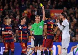 Con la mirada puesta en el Clásico, hacemos un repaso a los jugadores de Barcelona y Real Madrid más odiados por el eterno rival. ¡Aquí vamos con los merengues!