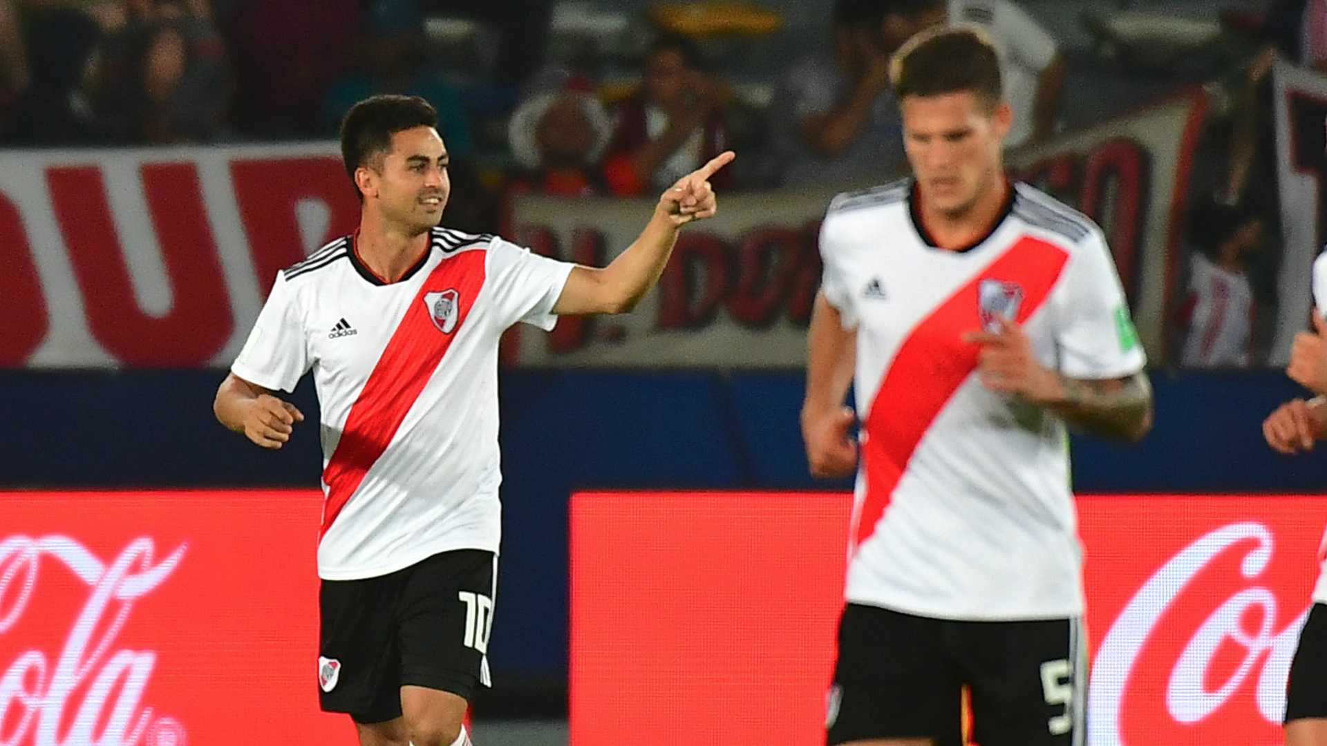 Gonzalo Martinez River Plate Kashima Antlers FIFA Club World Cup 22122018