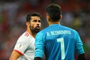 Diego Costa Iran Spain World Cup 2018
